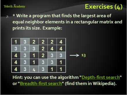 MultiDimensionalArraysProblem7_breadthFirst_search
